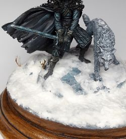 Winter Knight - Winter is coming!