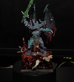 Bela kor Demon prince from Warhammer fantasy