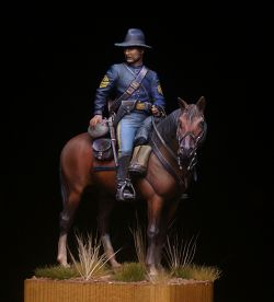 U.S Civil War Yankee Scout