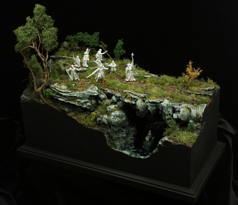 Lord of the Rings - Diorama Base