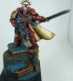 Blood Angels Primaris Captain