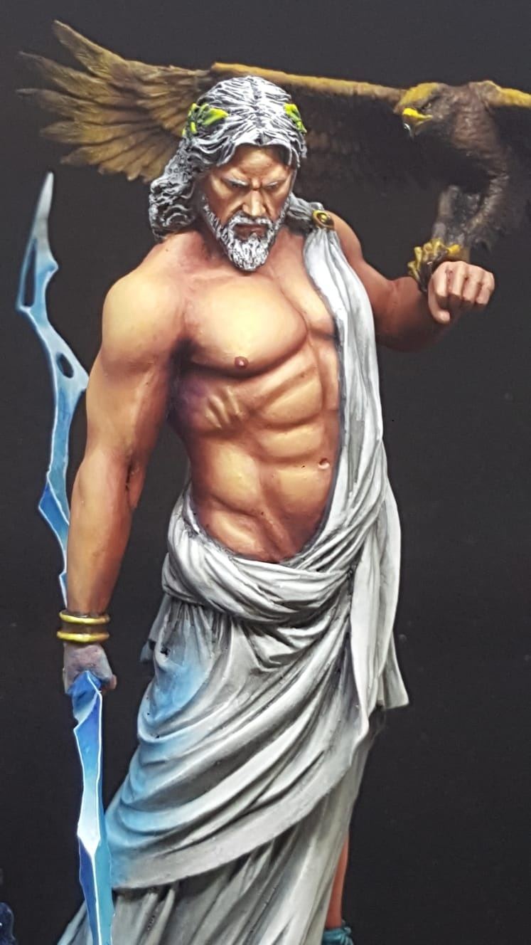 Zeus God of Heaven and Thunder