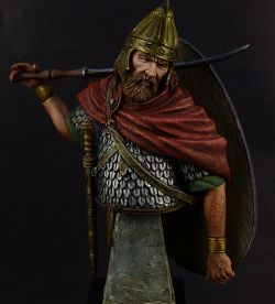 Dacian noble warrior (2nd Cen. AD)