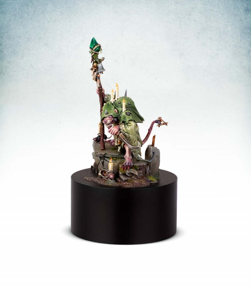 Clan Pestilens Plague Priest