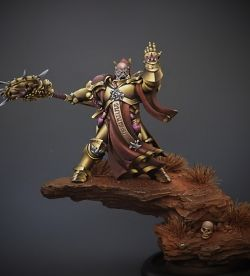 Stormcast Knight Incantor