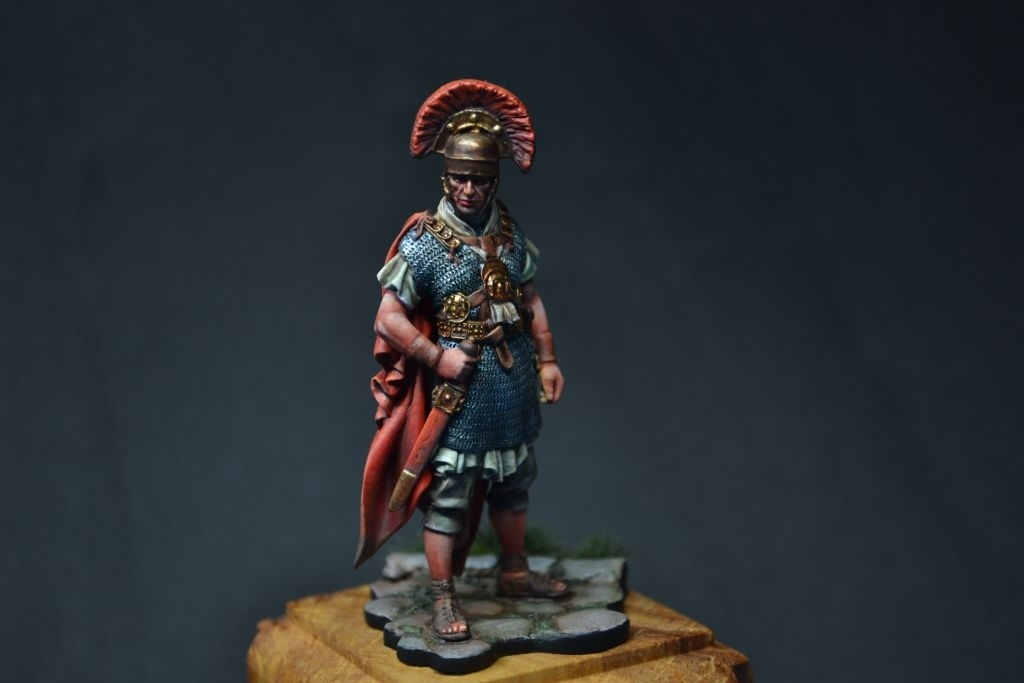 Lucius Vorenus By Peter Rauchbach 183 Putty Amp Paint