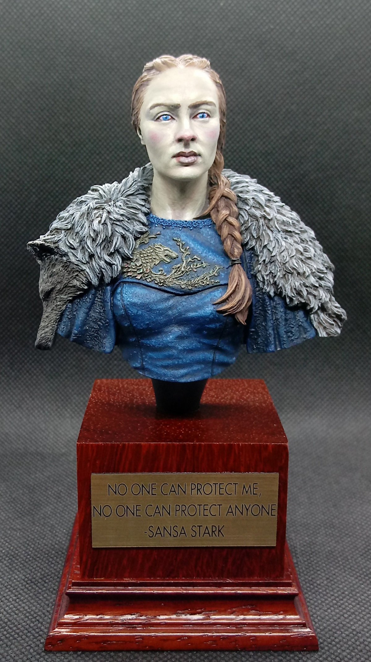 How Much Is A Paint Job >> Sansa Stark - Queen of the North by Dave Szymanik · Putty&Paint