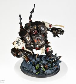 Black Templar Redemptor Dreadnought