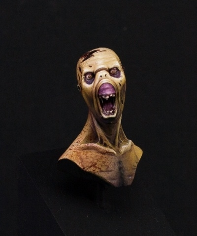Ghoul Bust (New Pictures)