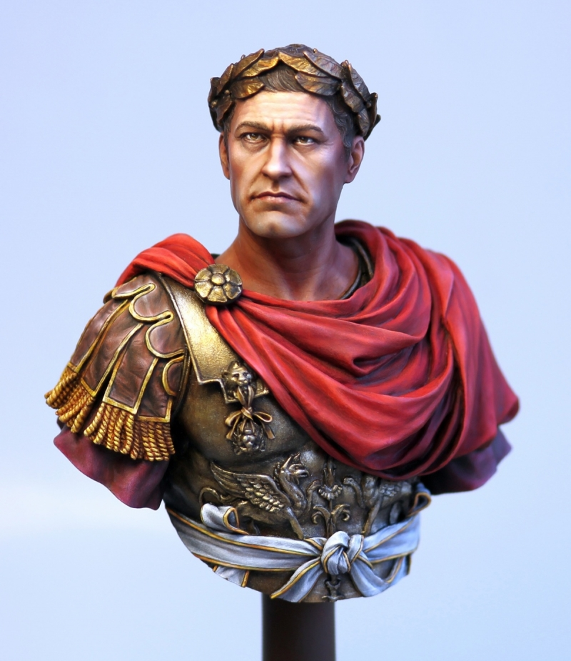 Gaius Julius Caesar By Olga Zernina 183 Putty Amp Paint