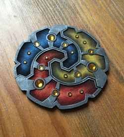 KeyForge key token set