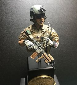 US Navy Seal Bust
