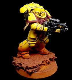 My First Imperial Fist