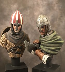 Battle of Hastings 1066 - Norman vs Saxon