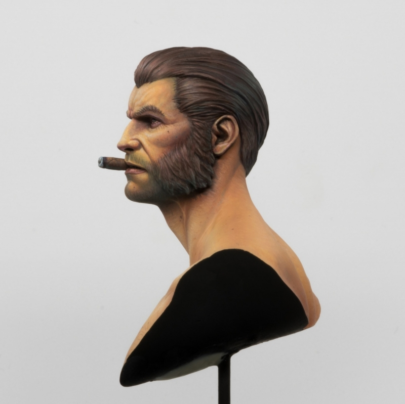Heramodels academic bust