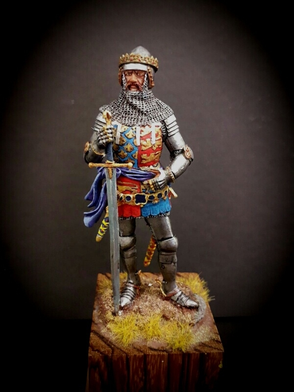 Gold For Sale >> Black Prince andrea miniatures 90mm by Scareglow · Putty&Paint