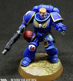 Ultramarines Primaris Intercessors Squad