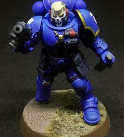 Ultramarines Primaris Reivers Squad