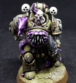 Death Guard Chaos Marines Squad