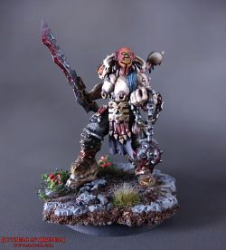 Slaughterpriestess of Khorne