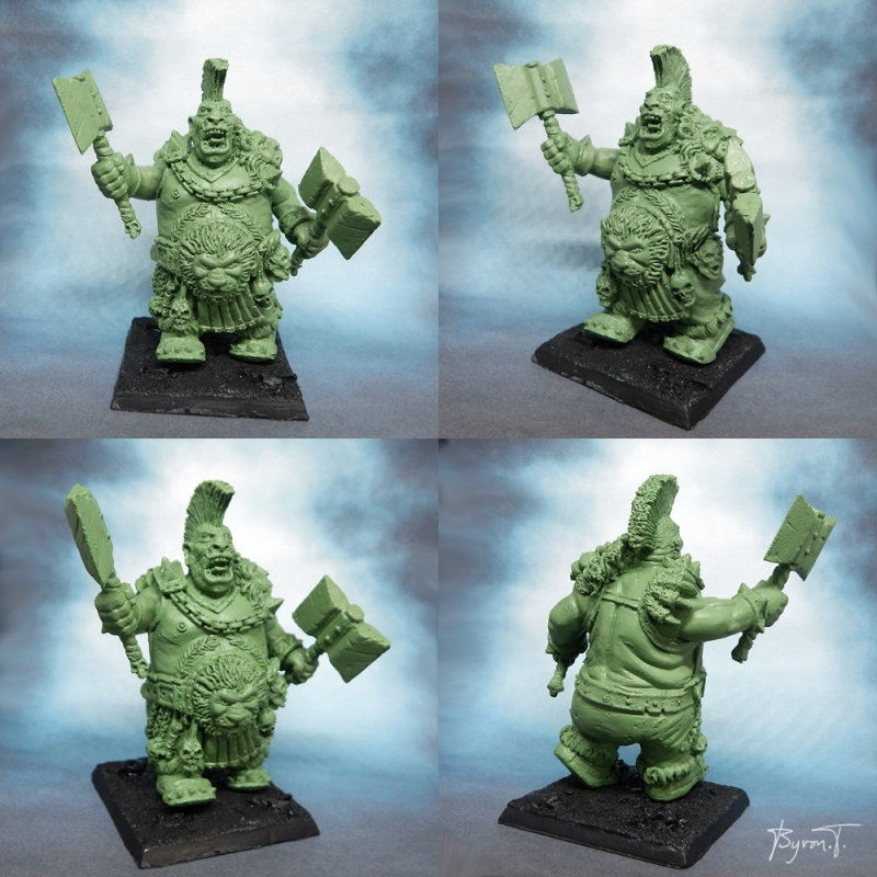 Grorn the Head-splitter – Ogre Brute
