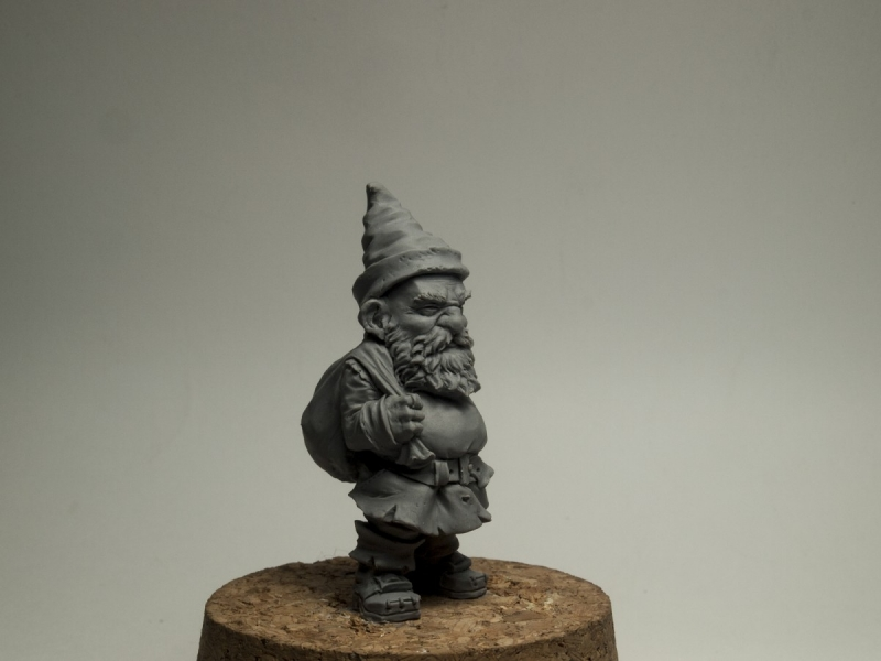 Gnome collector - Miniature Madness