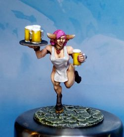 Minotaur Tavern Wench