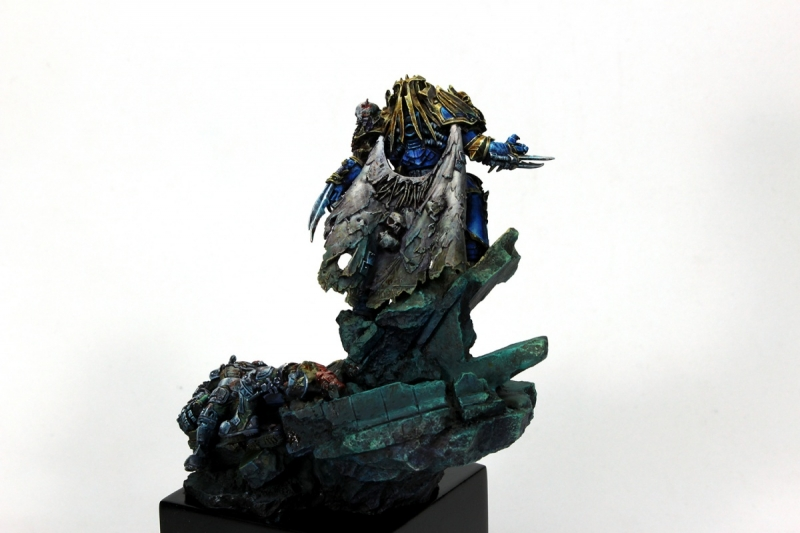 Konrad Curze, Primarch of the Night Lords
