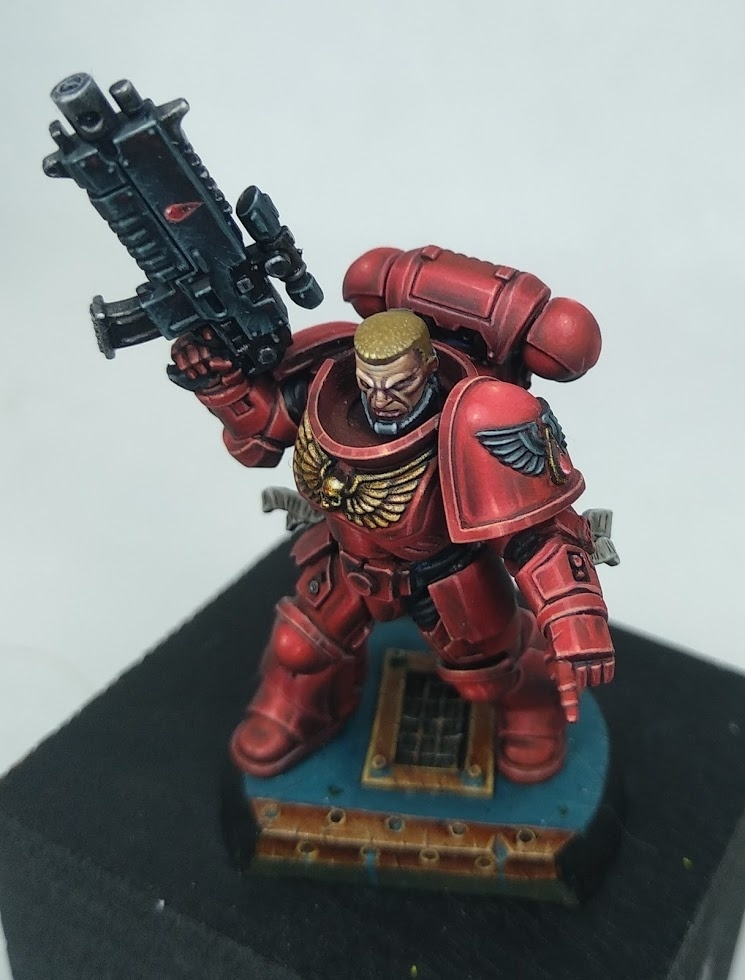Blood Angel Primaris Lieutenant