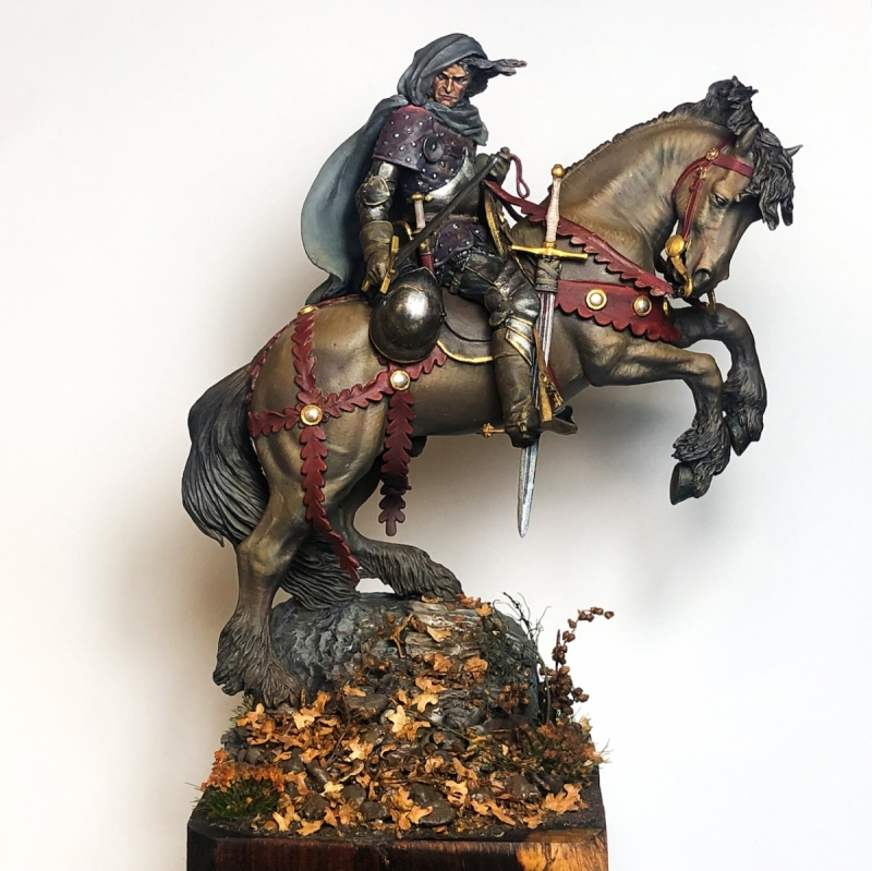 Pegaso Model 75mm Roaming Knight