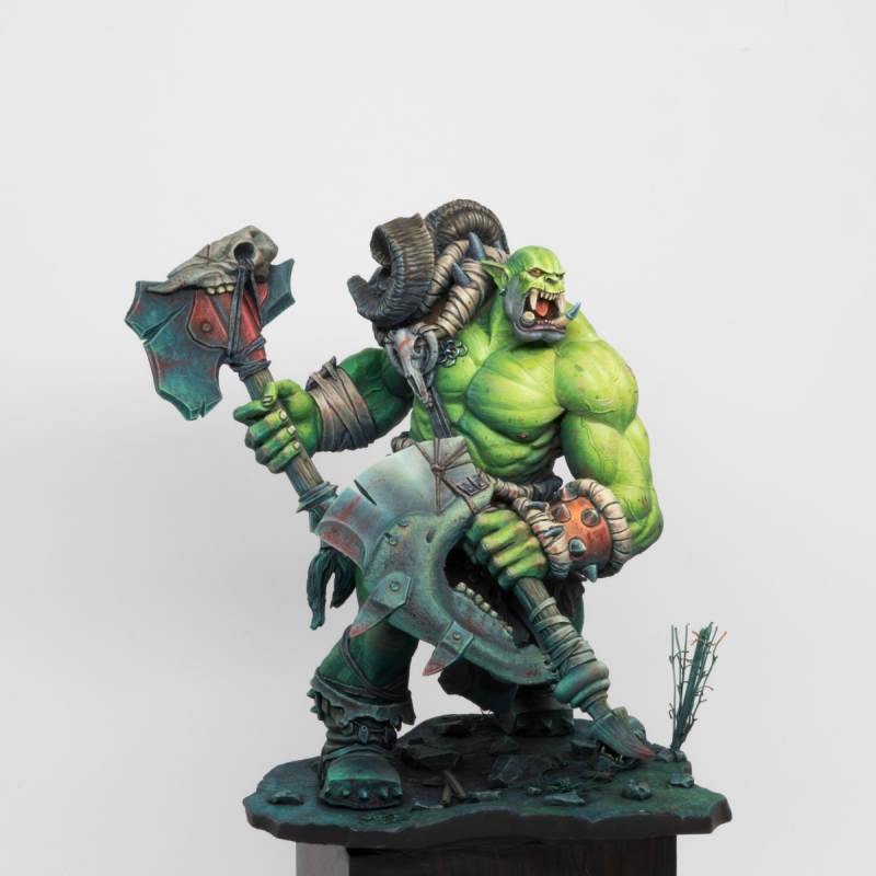 Orc ravager