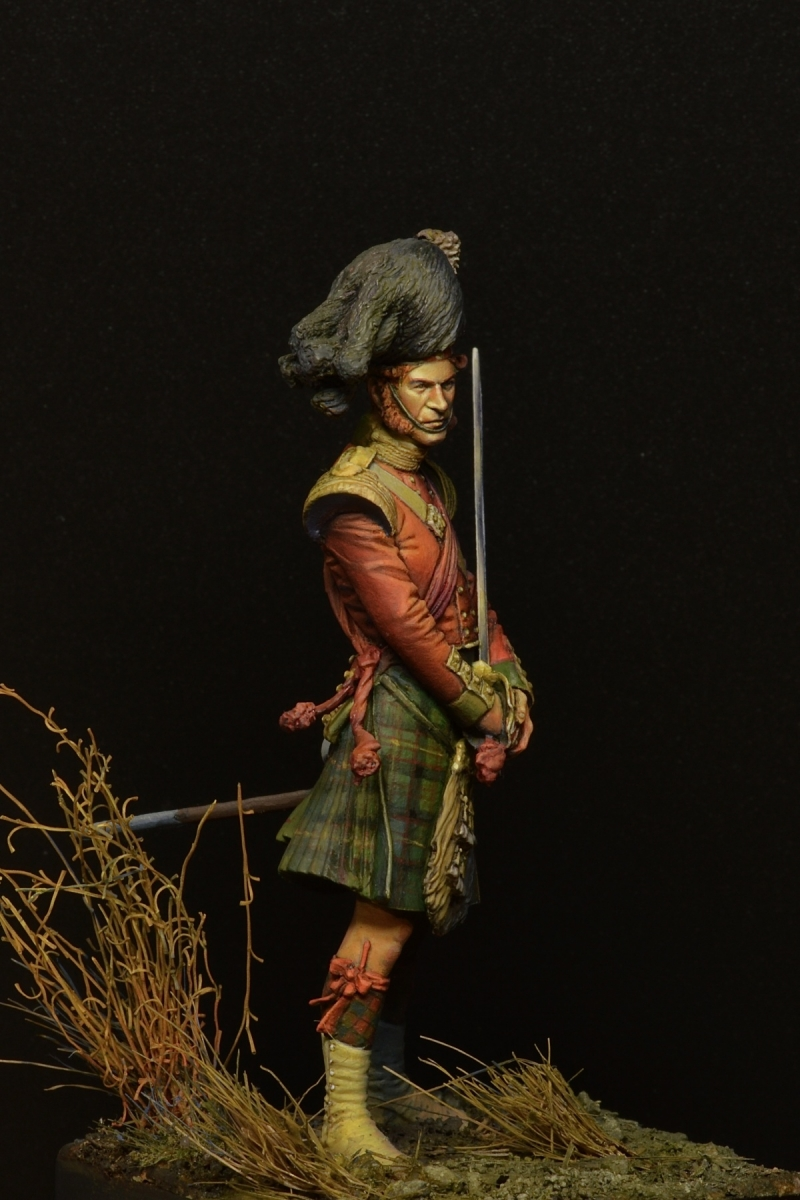 79th Cameron Highlander