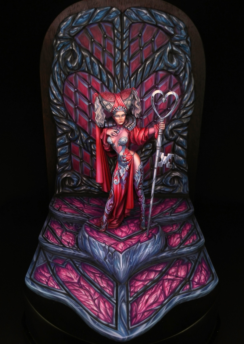 Nuwa, Queen of Hearts.