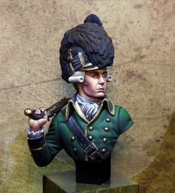 Tarleton's Legion Officer, Charleston, 1780