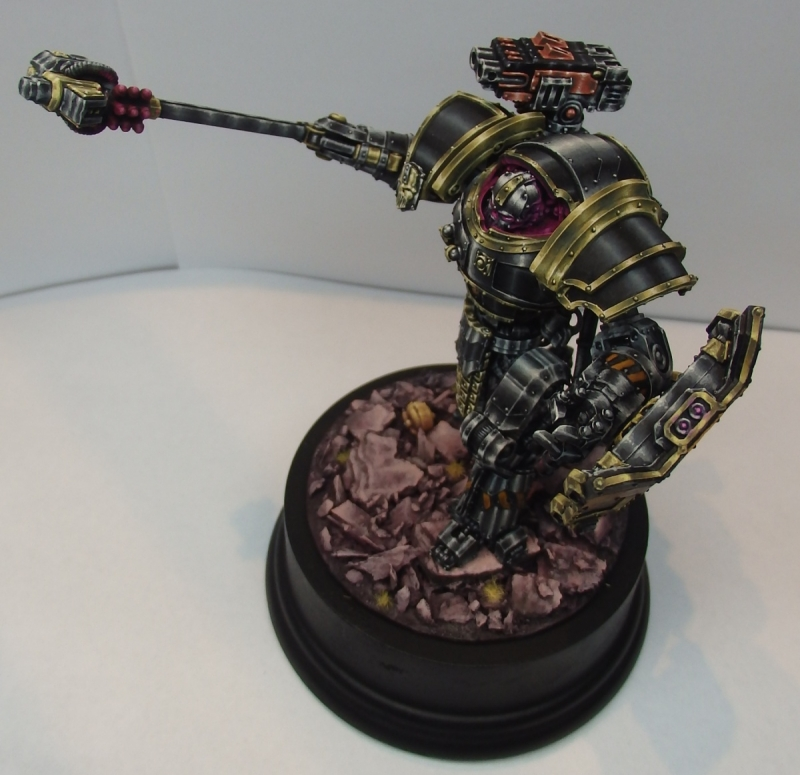 'Iron Circle' Domitar-Ferrum class battle automata