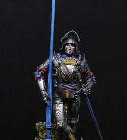 Pegaso Models 90mm German Knight 1513