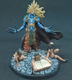 Kingdom Death Lion Knight