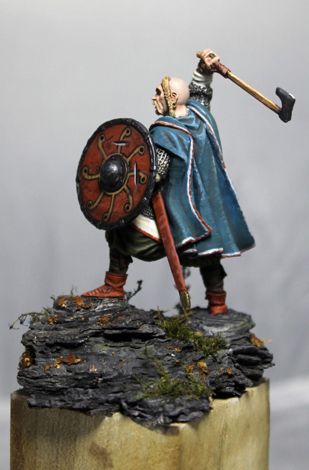 Prince Svyatoslav By Slavik Shkodyn 183 Putty Amp Paint