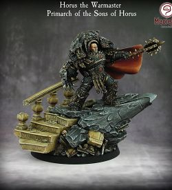 Horus the Warmaster