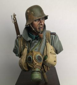 German Stormtrooper WWI