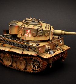 World War Toons Tiger I