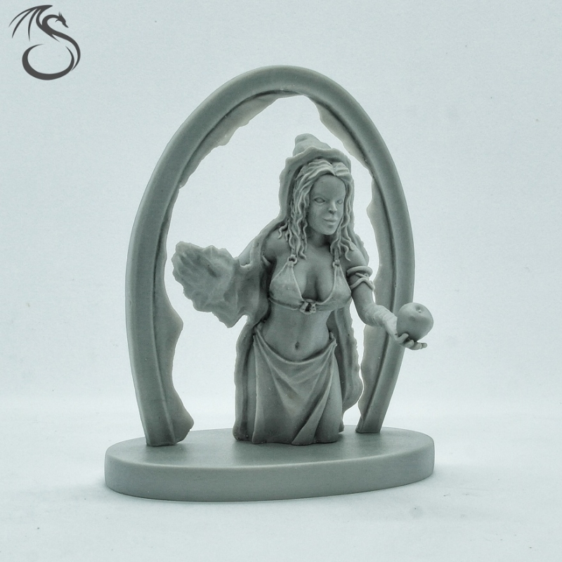 Witch from Portal