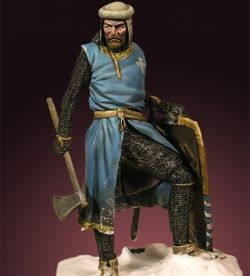KNIGHT OF ICELAND  XII a.C. 75mm SK Miniatures