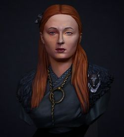 LADY OF WINTERFELL