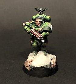 Dark Angels Brother Gaiun