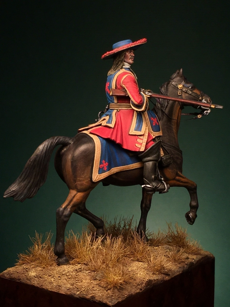 Spanish Dragoon 18th Century