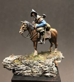 Rider from the Thirty Years' War