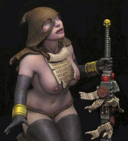 The Hope: repentia closeups