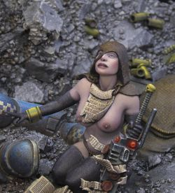 The Hope: repentia closeups set 2