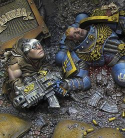 The Hope: combat servitor closeups set 2